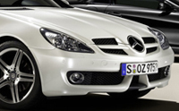 Mercedes introduceert special edition van de SLK