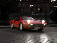 Ferrari 308 GTB in Parijs