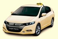 Honda bouwt hybride taxi's