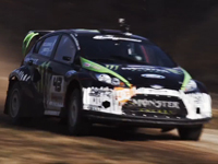 Ken Block in Duitsland