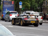 Topspot: Gemballa Mirage GT Gold Edition