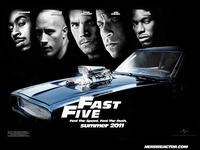 Voorproefje The Fast and the Furious 5