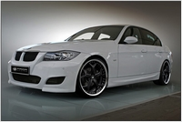 Prior Design verbouwd de E90 3-er