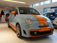 Fiat Abarth 500 Gulf Limited Edition