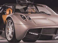 Is dit de Pagani Huayra?