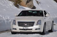 Cadillac CTS AWD Coupé gekozen tot 'AutoBild Allrad Car of the Year'