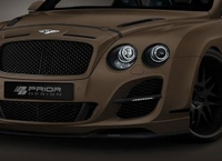 Prior Design verbouwd hun eerste Bentley