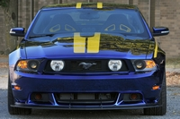 "Uniek; ""Blue Angels"" Ford Mustang"