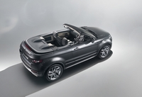 Range Rover onthuld Evoque convertible in Genève