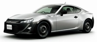 Onthult; Toyota 86 RC
