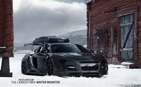 Audi R8 PPI Winter monster