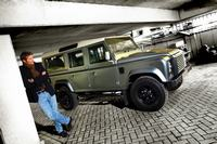 Land Rover Defender by Piet Boon