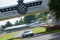 Goodwood Festival of Speed; Audi