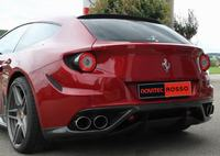 Ferrari FF Novitec Rosso; the sound