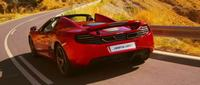 McLaren MP4-12C Spider; The Official Launch Film