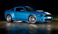 850pk one-of-a-kind eerbetoon aan Caroll Shelby