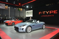 Parijs 2012; Jaguar F-Type [UPDATED]