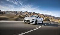 Heaven on wheels; the new Maserati GranCabrio MC