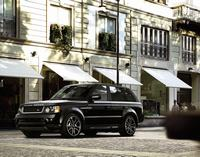 Range Rover Sport black Limited Edition