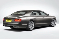 De nieuwe Bentley Flying Spur [UPDATE: video]