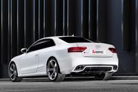 Akrapovic systeem voor Audi RS4 & RS5