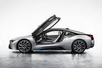 Hier is alvast de BMW i8