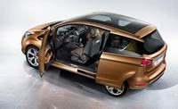 Ford B-max productie wordt verlaagd