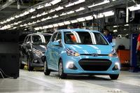 Hyundai investeert flink in i10 productie