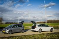 Volkswagen introduceert e-up abonnement