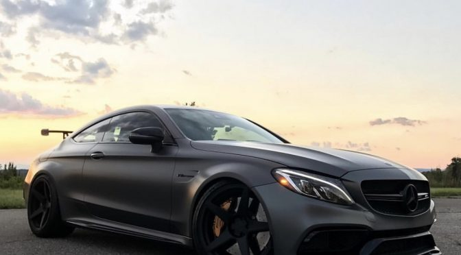 Release: C 63 AMG DMC Black Series