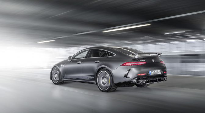 Release: Mercedes AMG GT 63 S Coupe Edition 1
