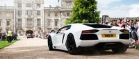Supercar day at Wilton House