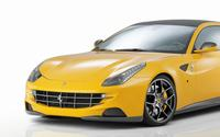 Ferrari FF Novitec Rosso; almost a different car