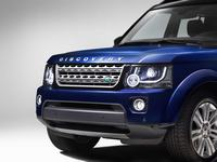 2014 Land Rover Discovery onthuld