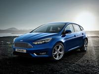 2014 Ford Focus onthuld